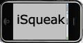 iSqueak logo